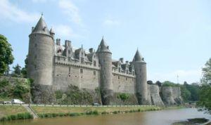 Chateau de Rohans Josselin